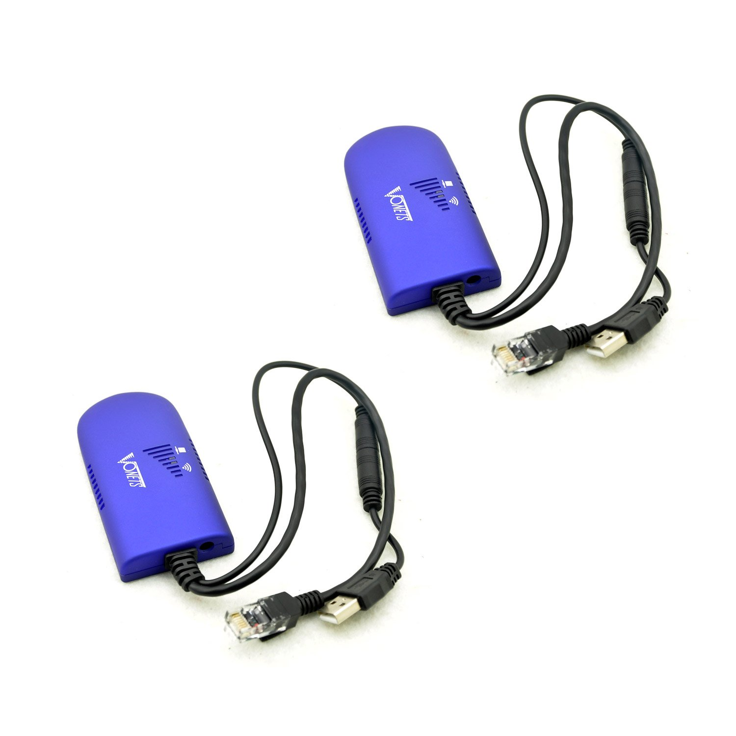 [2 Pack ] Upgrade VONETS VAP11G-300 Wireless Wifi Bridge Dongle Wireless Access Points AP for Dreambox Xbox PS3 Network Printer Router ADSL IP Camera (Support Microsoft Windows Linux MAC OS)