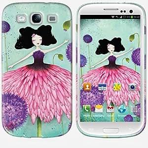 Galaxy S3 case - Skinkin - Original Design : Bloom by Anne-Julie Aubry