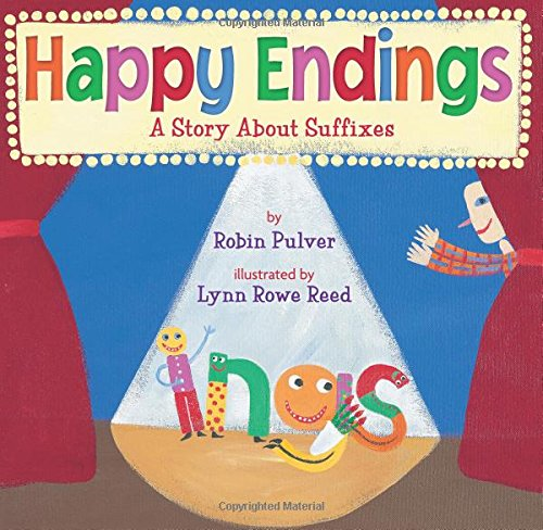 Download Happy Endings: A Story About Suffixes ebook