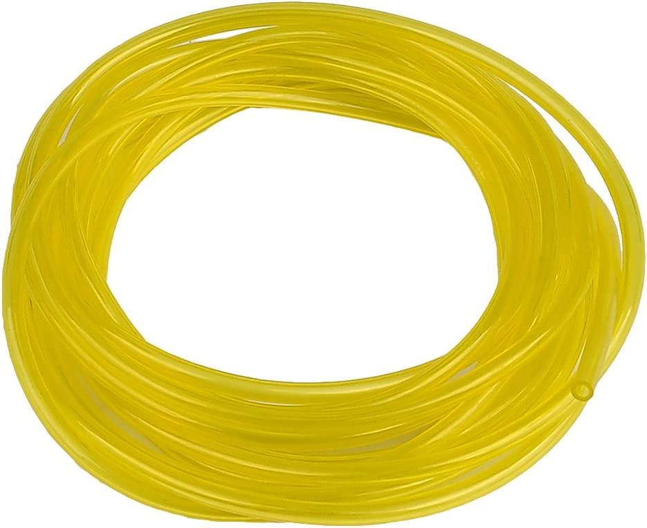 """New Fuel Line 3//16/"""" x 5//16/"""" 10/'Yellow fuel line for chain saws and snow blowers"""