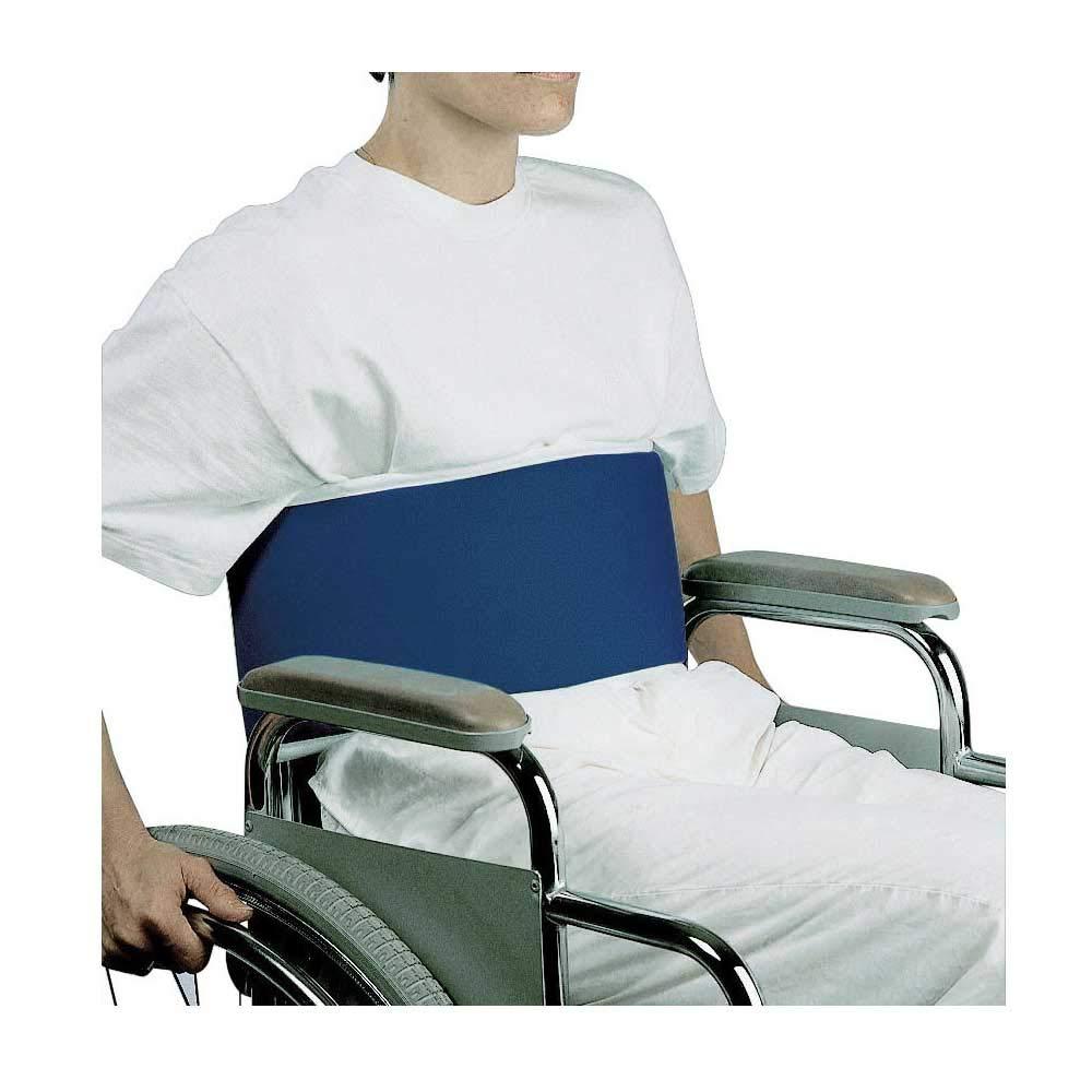 1 cinturón abdominal Behrend para silla de ruedas, de fijación y de seguridad, tallas S-L: Amazon.es: Salud y cuidado personal