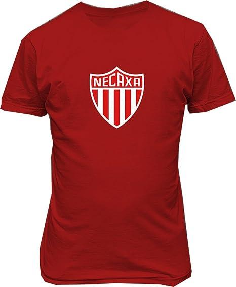 Club Necaxa Mexico T Shirt Soccer Camiseta Futbol (small)