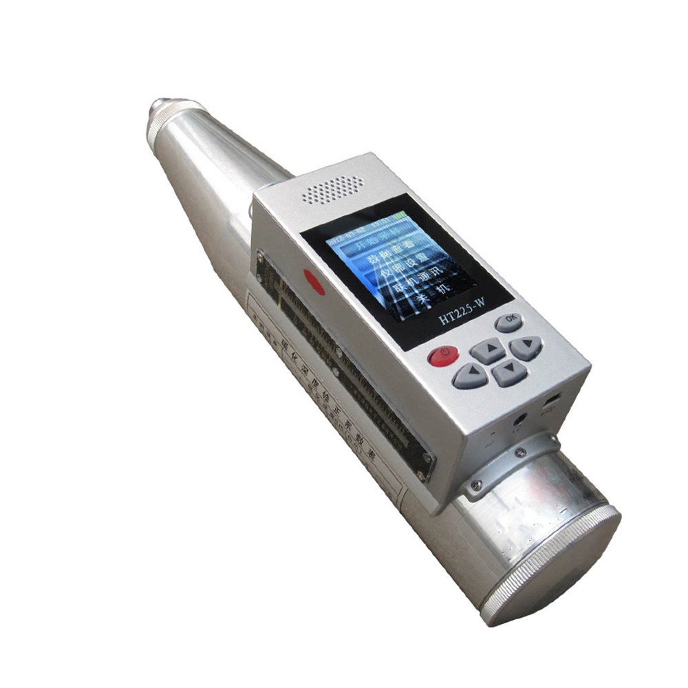 HT225W Integrated Voice Digital Test Hammer Rebound Hammer Tester
