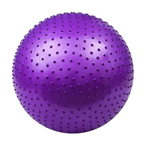 Bola de yoga Bola de masaje Pelota anti-estallar Ejercicio ...