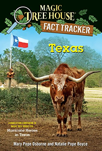 (Texas: A nonfiction companion to Magic Tree House #30: Hurricane Heroes in Texas (Magic Tree House (R) Fact Tracker))