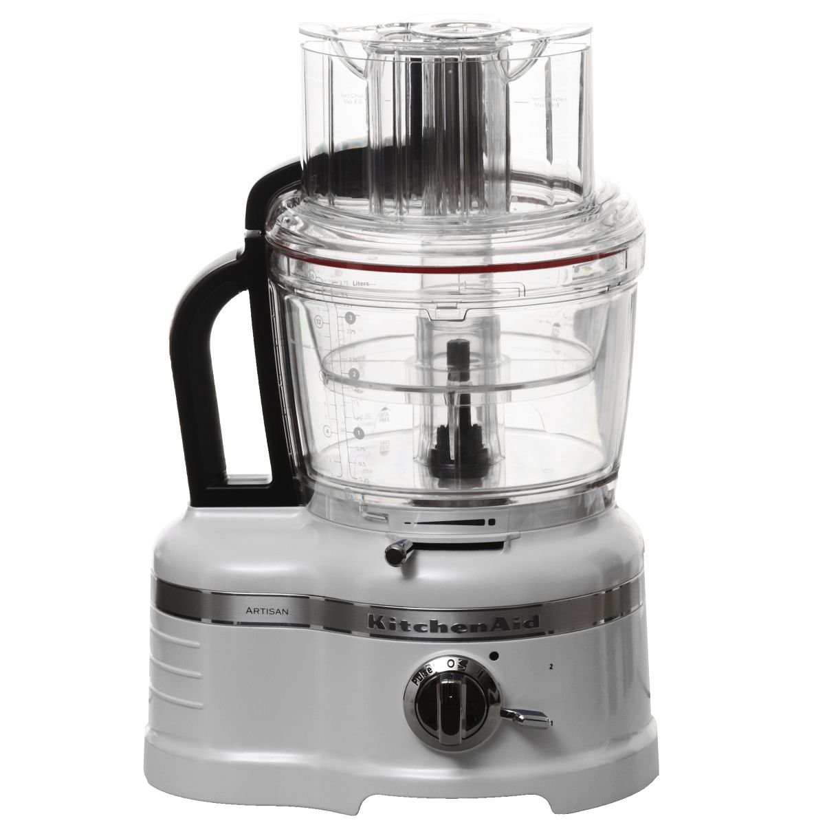Amazon.de: Kitchenaid 5KFP1644EFP Artisan-Food Processor, Frosted Pearl