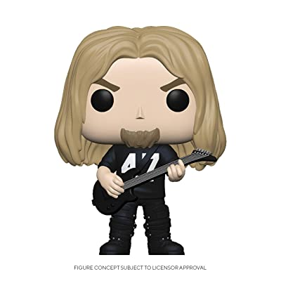 Funko Pop! Rocks: Slayer - Jeff Hanneman, Multicolor, Model:45386: Toys & Games