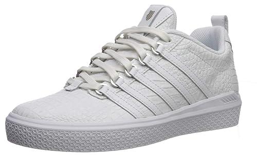 buy online ce017 d2291 K-Swiss Damen Donovan Sneaker schwarz/weiß: Amazon.de ...