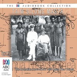 Taim Bilong Masta Audiobook