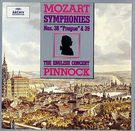 pinnock mozart symphonies - 2