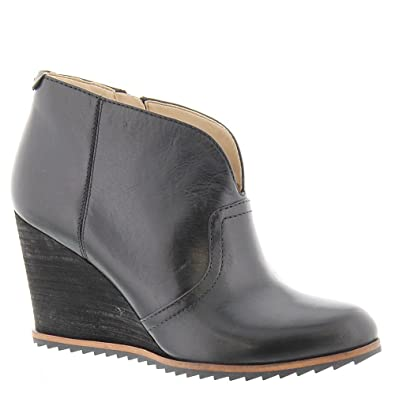 Dr. Scholls Original Collection Womens Inda Ankle Boot,Black Leather ...