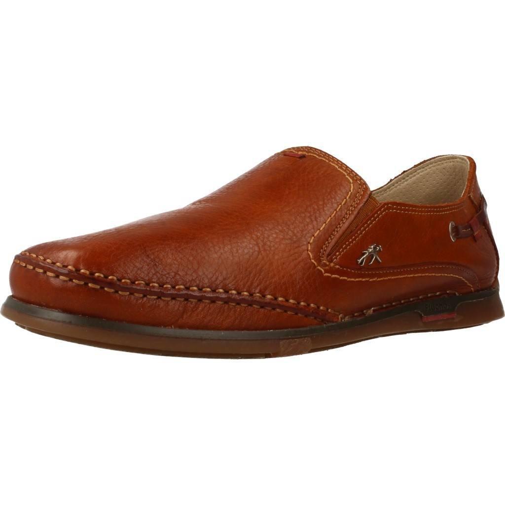 Mocasines para Hombre, Color marrón, Marca FLUCHOS, Modelo Mocasines para Hombre FLUCHOS 7580 Marrón 46 EU|Marrón