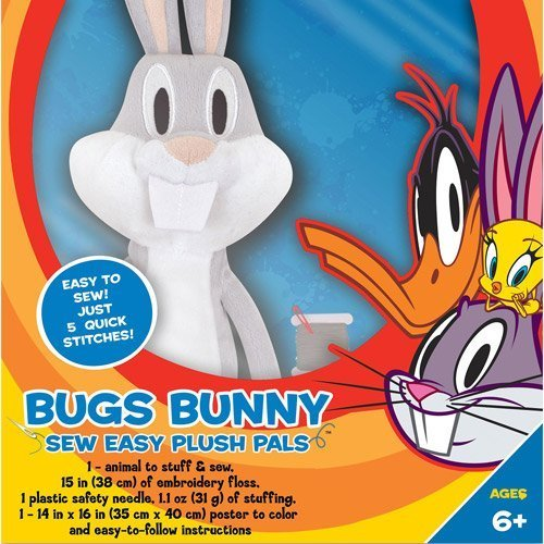 warner-brothers-looney-tunes-make-your-own-plush-kit-bugs-bunny