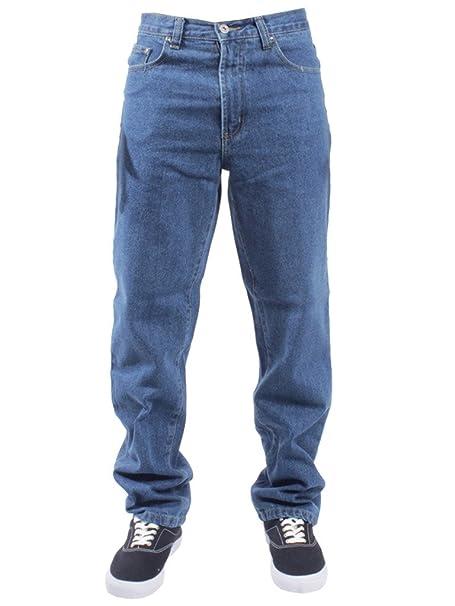 Pantalones vaqueros para hombre de Blue Circle BCB1, para ...