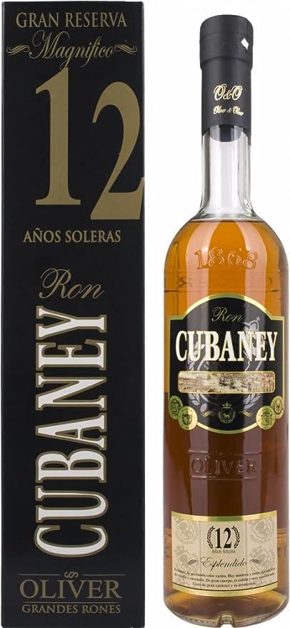 cubaney Gran Reserva 12 años (1 x 0,7 l)