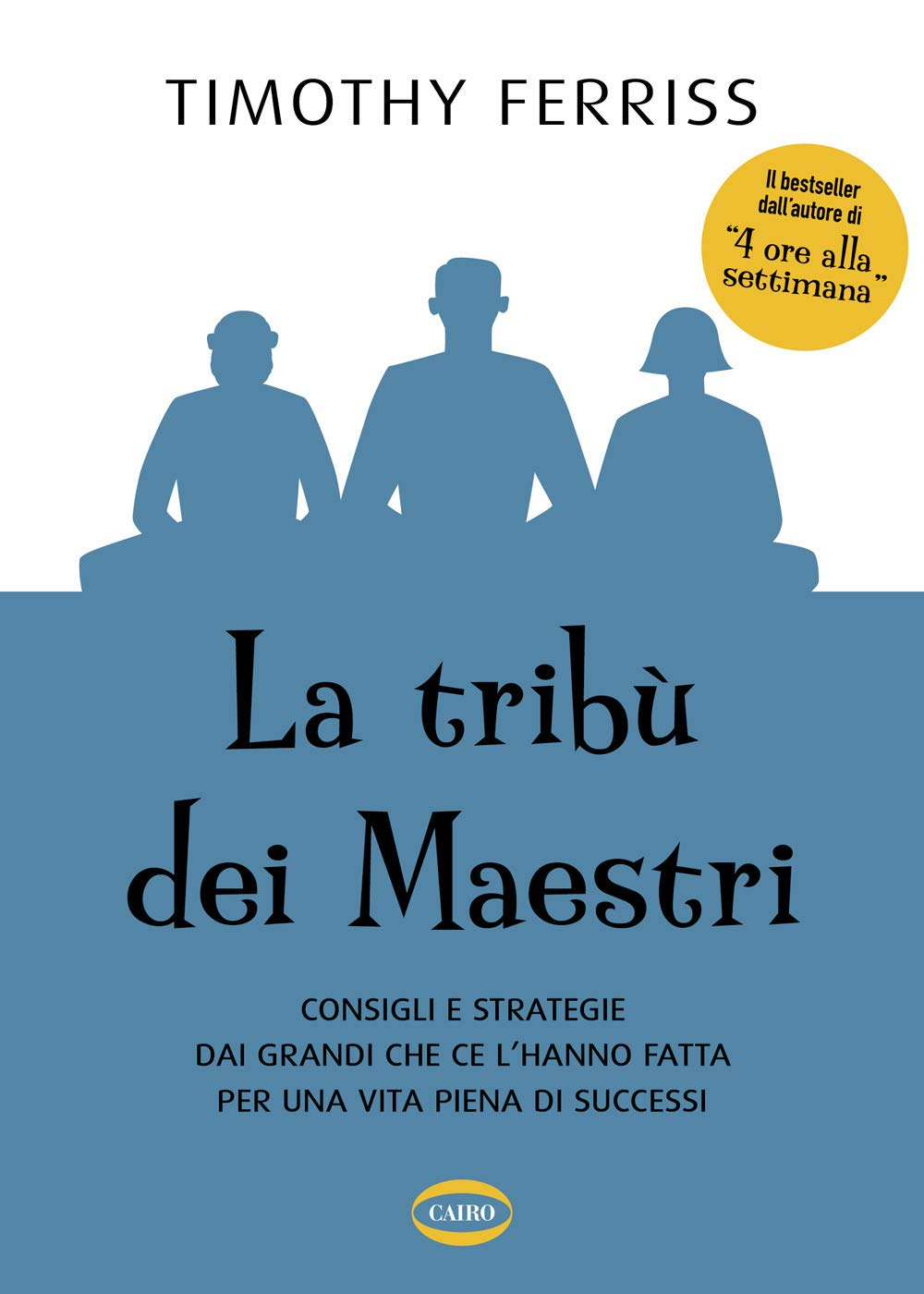 Copertina Libro La tribù dei maestri