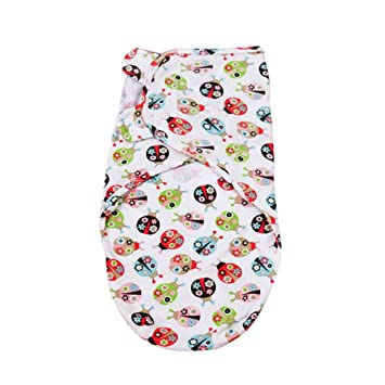 Amazon Com Fairy Baby Newborn Cotton Swaddle Blanket Nursing Wrap
