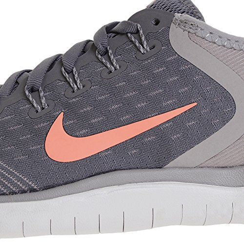 Laufschuh Crimson Nike de Femme Gunsmoke Run 2018 Compétition Chaussures Running 005 Free Pul Damen Multicolore ggqx7US