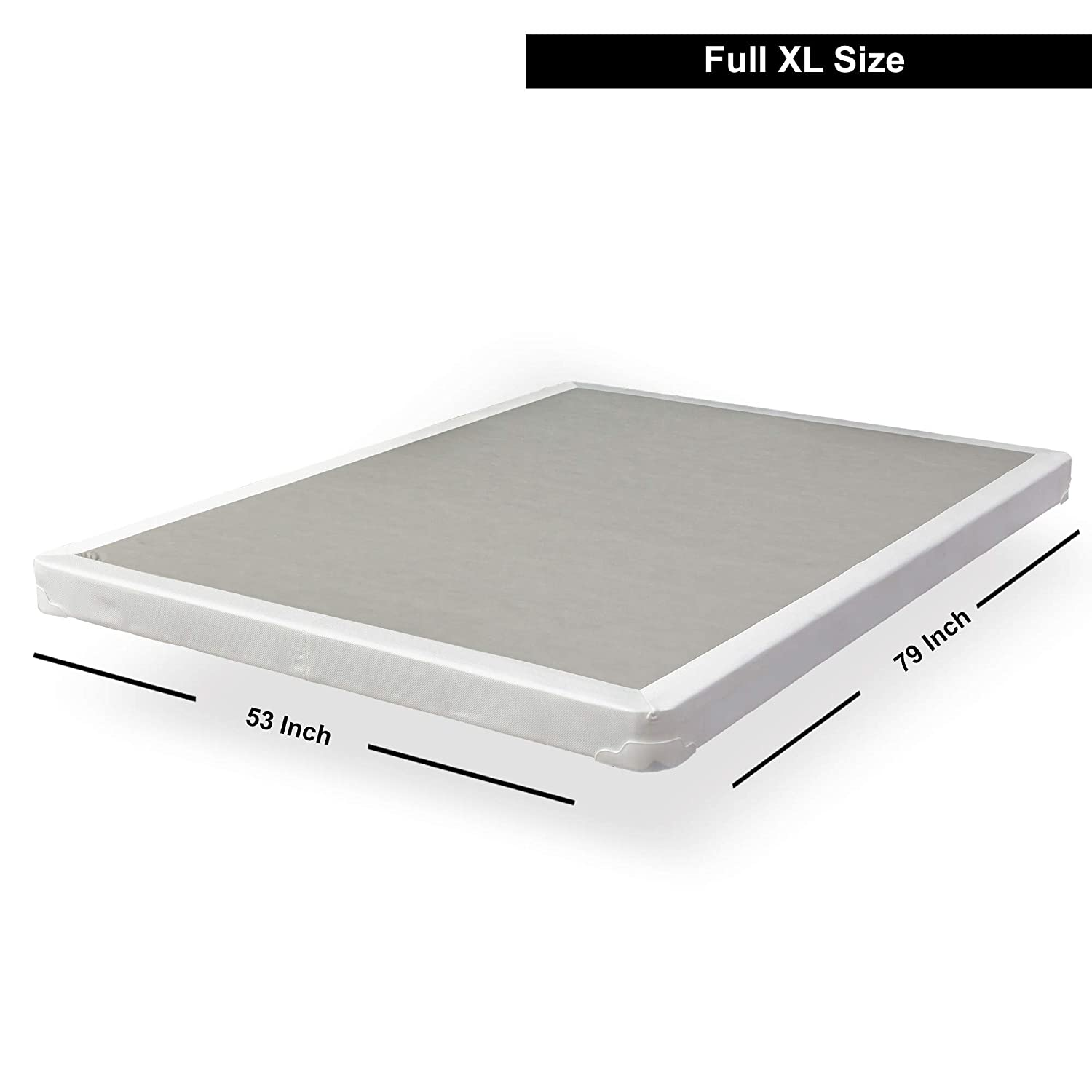 38x74 Twin Size Greaton 9001v-3//3-3lp Fully Assembled Box Spring//Foundation for Mattress