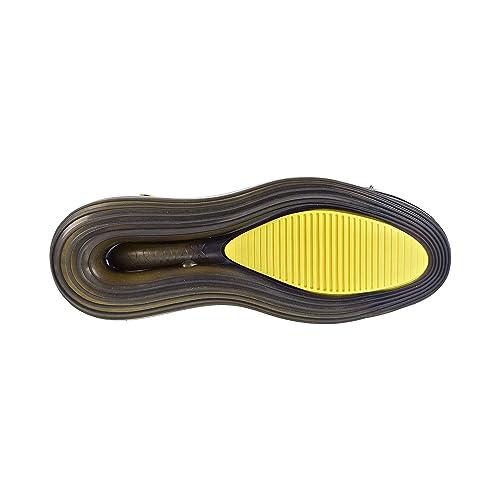 Nike Air Max 720 Saturn all Star QS Bv7786 001 Scarpe da Uomo, Colore: NeroGiallo