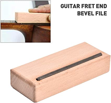 Guitar Nut Slot Fret Dressing Tool 12 GeetarGizmos LUTHIER NEEDLE FILE SET