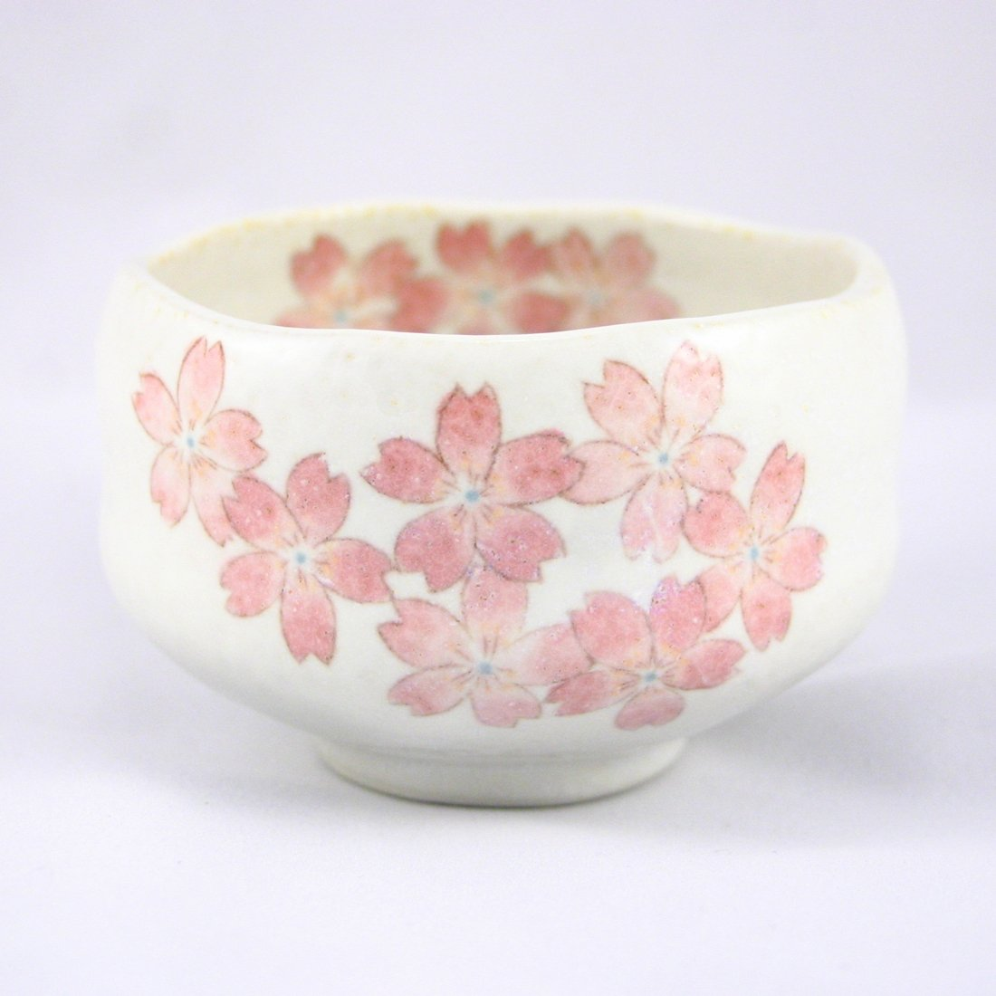 Matcha Bowl (Chawan) / Mino Yaki / Cute Size Minoyaki