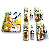 DENSO IK20 Iridium Power Spark Plug Ik20 X 4Pieces Ignition Plugs Racing Upgrade