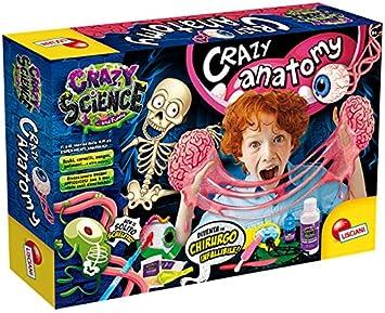 Lisciani Giochi Crazy Science Crazy Anatomy