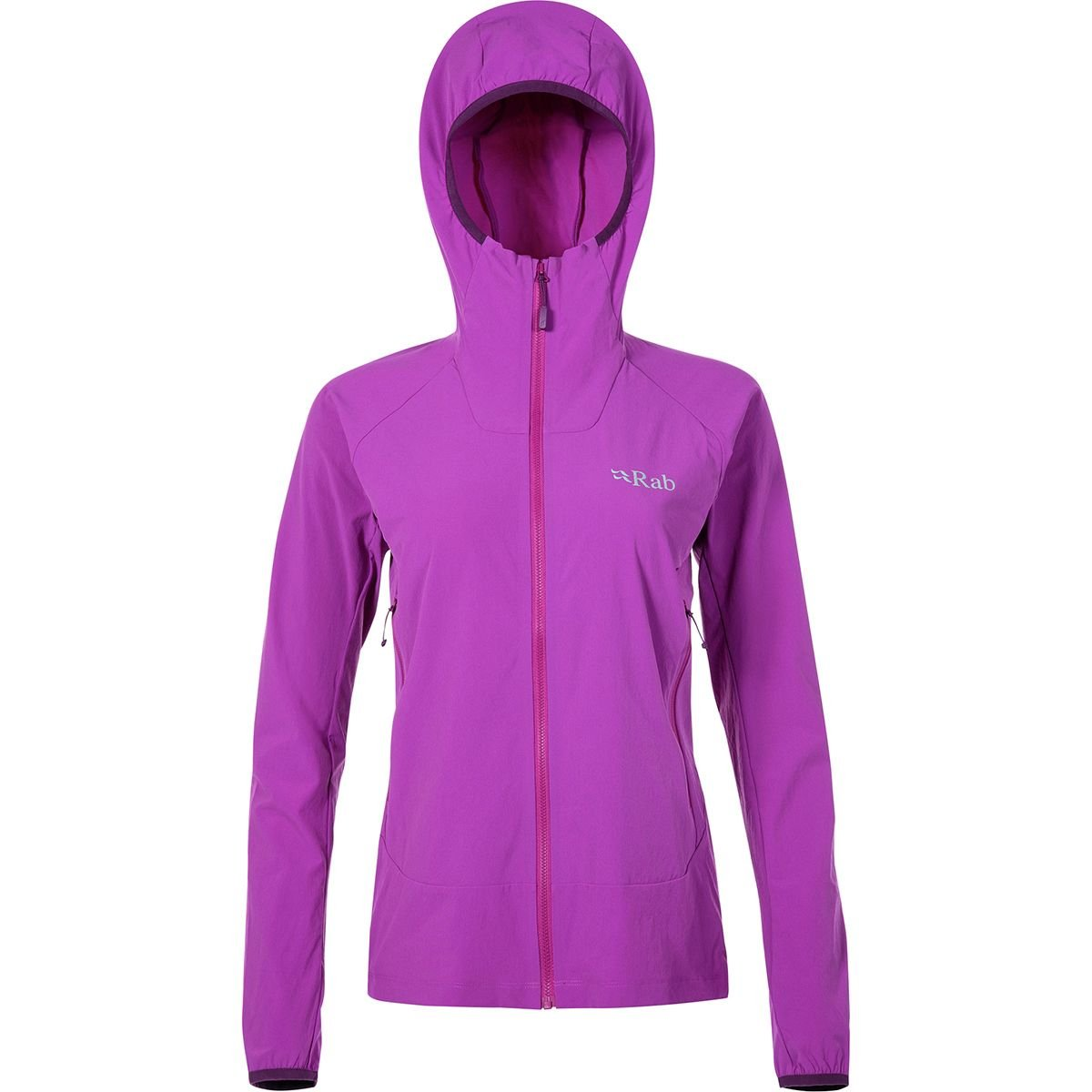 XS RAB Borealis Jacket Womens Peony