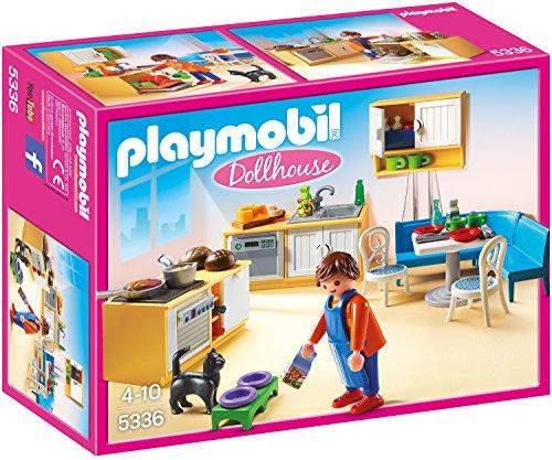 PLAYMOBIL 5336 - Einbauküche mit Sitzecke