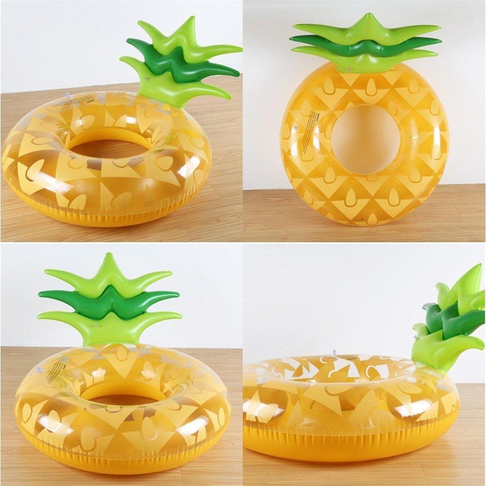 Anillo de natación piscina flotador Asiento inflable del flotador de la piscina de la forma de la fruta del anillo de la natación del PVC para los niños ...