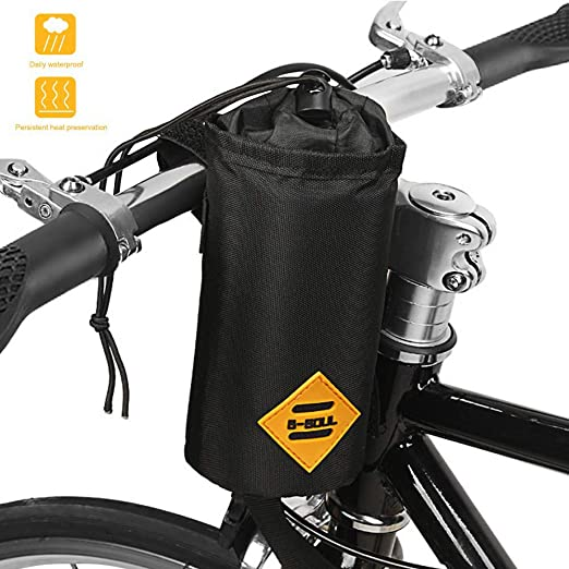 Bolsa Bicicleta Bolsa de manillar de bicicleta,Bolsa Tubo Bicicleta Bolsas para manillar para de bici del camino Bolsa de bicicleta de bicicleta de carretera de tubo delantero superior de ciclismo