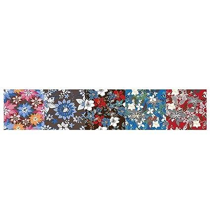 Amazon.com: Chitop Retro Tiles Wall Stickers for Bathroom ...
