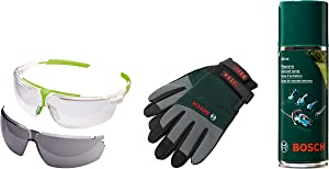 Bosch Home and Garden 1600A00ZZ8 Wood Care Kit, Green
