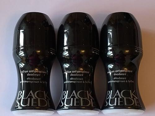 Avon Black Suede Eau De Toilette Edt Aftershave Men S