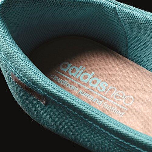 Vert Cloudfoam W De Neolina Femme Chaussures Adidas Gymnastique HU7B07n