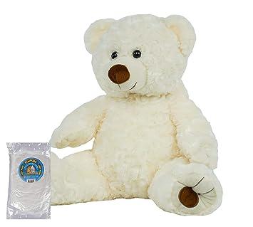 Amazon Com Stuff Your Own 16 Inch No Sew Animal Kit Whitetwist