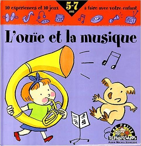 Livre L'ouïe et la musique pdf epub