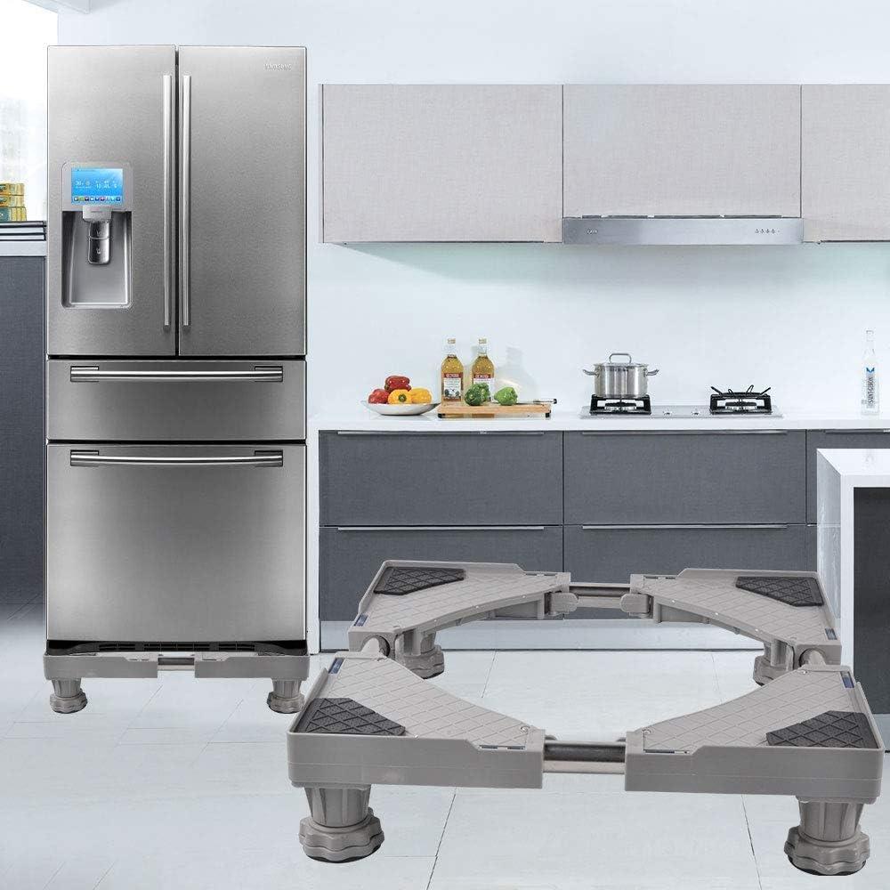 SMONTER - Soporte móvil universal ajustable para secadora ...