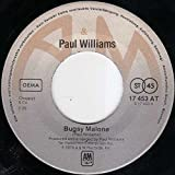 Paul Williams - Bugsy Malone / Ordinary Fool - A&M Records - 17 453 AT