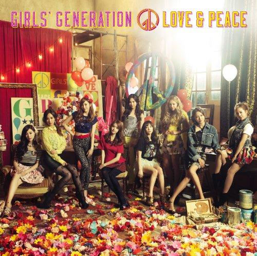 少女時代 / LOVE & PEACE[通常盤]