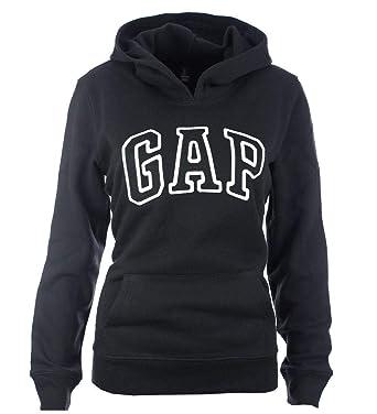 Gap Damen Kapuzenpullover Dunkelblau