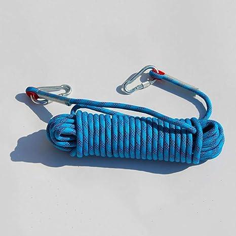 LIZIPYS Cuerdas específicas Cuerda estática, Φ10.5 mm Doble ...