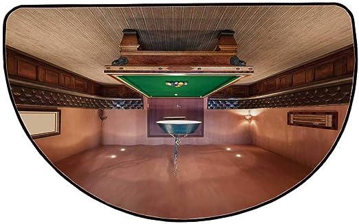 Moderna decoración cómoda semicírculo, Sala de Entretenimiento en ...