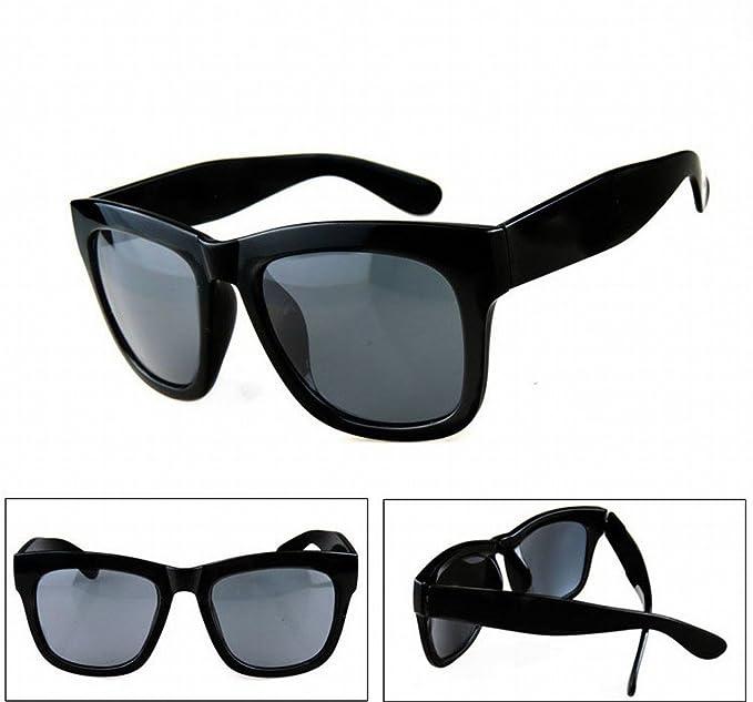 XW Gafas de Sol Retro Retro Al Aire Libre Gafas de Sol Anti ...