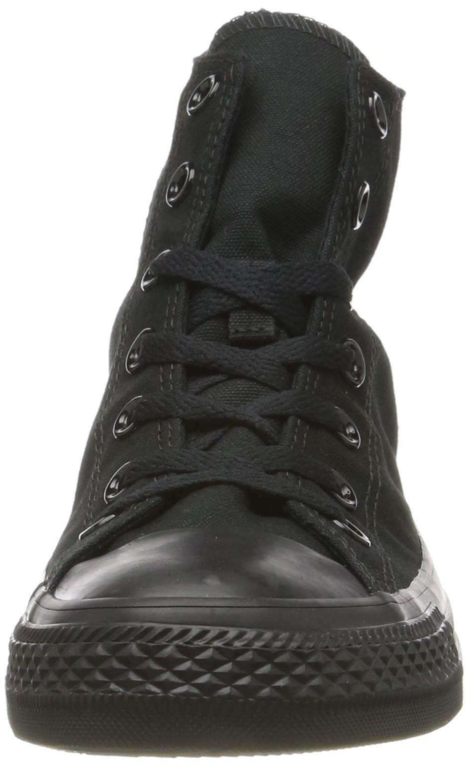 Converse M9160: Chuck Taylor All Star High Top Unisex Black White Sneakers by Converse (Image #4)