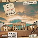 Souvenirs aus Berlin 2017: Kalender 2017 (Wonderful World)