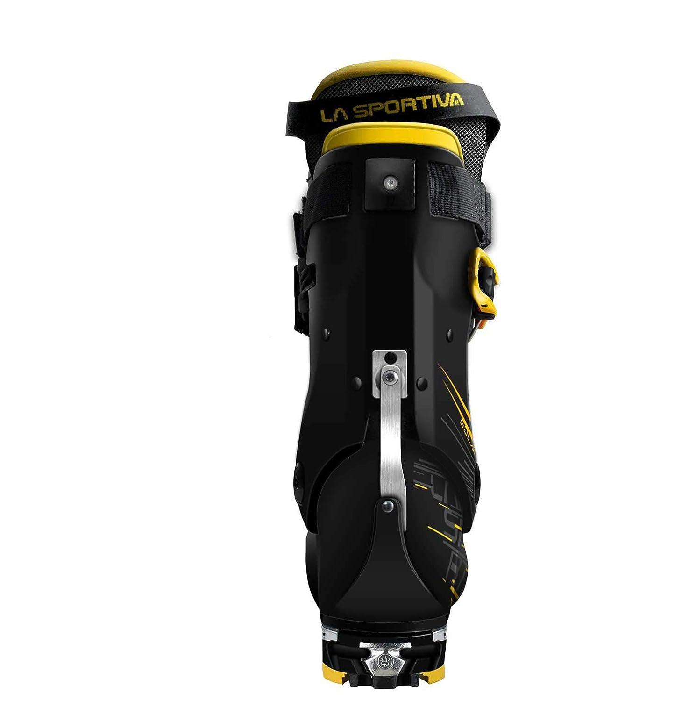 La Sportiva Unisex-Erwachsene Solar schwarz Yellow Fußballschuhe