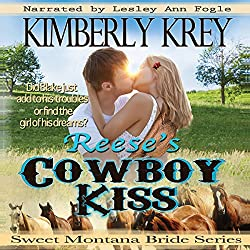 Reese's Cowboy Kiss: Witness Protection