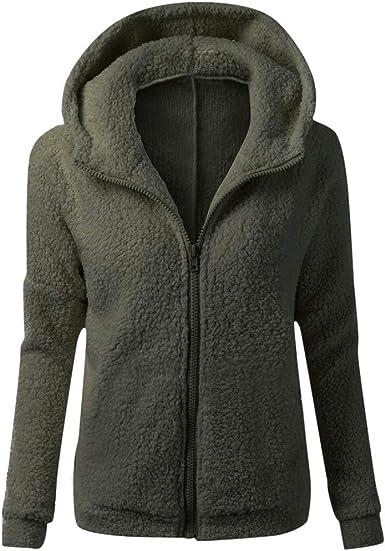 New Fashion Women Lady Warm Hooded Hoodies Coat Jacket Fur Outwear Long Cardigan